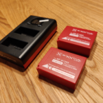 Fujifilm X-T20 Batteries and Charger
