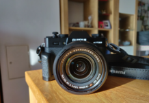 Fujifilm X-T20 with 18-55mm