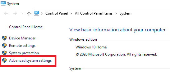 Windows10-AdvancedSystemSettings