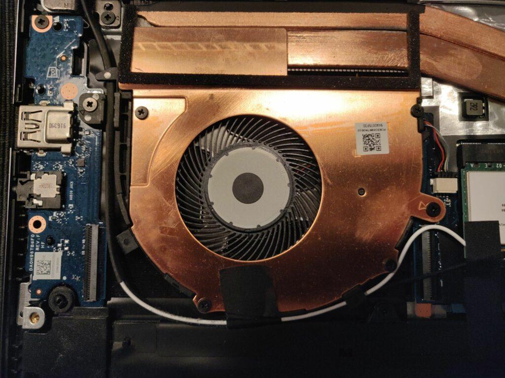 Huawei MateBook D 14 Fan